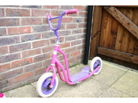 Sturdy and Fun Barbie Scooter in Springfield Chelmsford