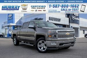 2015 Chevrolet Silverado 1500 LTZ **Leather! Heated seats! And m