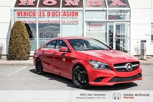 2014 Mercedes-Benz CLA-Class Base * 4matic * JAMAIS ACCIDENTÉ *