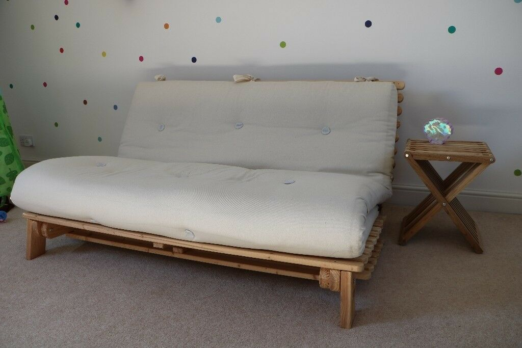 Double Sofa Bed By Futon Company