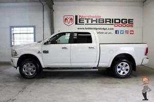 2017 Ram 3500 Longhorn 4x4 truck - 3.42 GEAR RATIO - LOADED