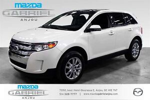 2014 Ford Edge Limited+AWD+GPS