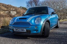 Mini Cooper S - 2002 '52' Plate - Super Charged 1.6L - 58,000 Miles