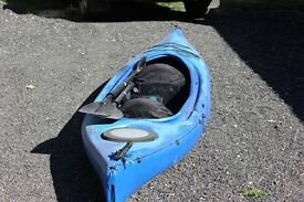 Blackwater 13.5 2 seats kayak