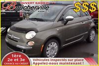 2012 Fiat 500C LOUNGE * CABRIOLET * CUIR