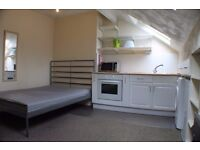 City Centre Studio - £395 Inc. Council tax and Water - Worker and Students Only