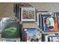 Indie cd job lot 90 discs Stone Roses, Happy Mondays , Verve, Weller