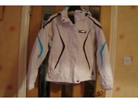 Ladies Dare 2 Be ski jacket size 10, very good condition/nearly new