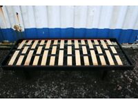 Solid Single Steel Bed Frame Free Delivery