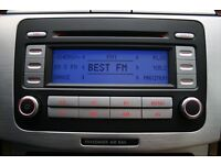 SALE - RCD 310 MP3 CAR STEREO FOR VW ALL MODELS+ MORE CAR MAKES £48 ONLY !!