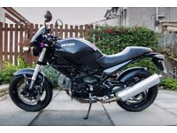 Ducati Monster 695 Dark - Immaculate condition. 5K miles!
