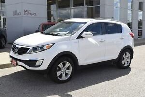 2011 Kia Sportage 2.4L EX FWD at