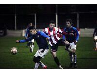 Semi-Professional Football Team (New Player Trials) Central London