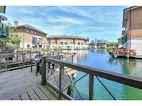 STUNNING 4 BED 4 BATH 2 RECEPTION ROOM TOWN HOUSE OVERLOOKING MILL POND!