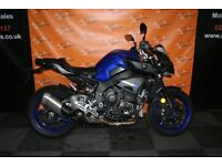 2017 YAMAHA MT10 ABS ONLY 390 MILES