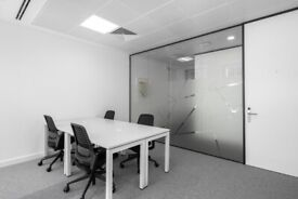 Furnished private office space for 5-6 desk at 15 St Helen's Place