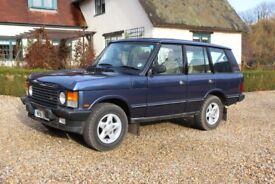 Range Rover Classic 1994 Vogue SE 3.9 Auto Good Condition