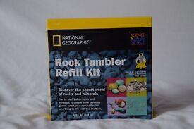 Rock Tumbler REFILL KIT - Polishing equipment