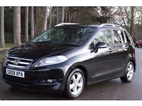 Honda Fr-V 1.8 i-VTEC EX 5dr FSH, FULL LEATHER HEATED SEATS