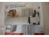LCD wall mount - Barkan 34 model