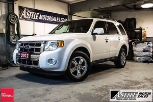 2012 Ford Escape Limited LEATHER/HEATED! ROOF!