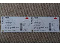 Paul Simon live at the Royal Albert Hall