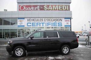 2016 Chevrolet Suburban LT +NAVIGATION+DVD/BLURAY