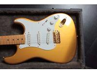 Fernandes Electric Guitar & Hard Case 1990's