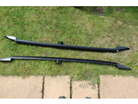VW Caddy Roof bars 2012