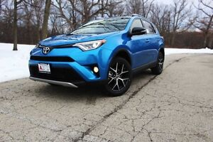 2016 RAV4 SE lease take over