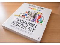 The Animator's Survival Kit – animation book. Paperback