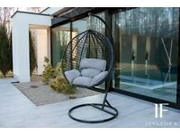 Brand New Hanging Egg Chairs Fast Delivery