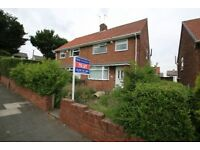 Immaculate three bedroom semi-detached house situated on Wealcroft within Leam Lane to rent