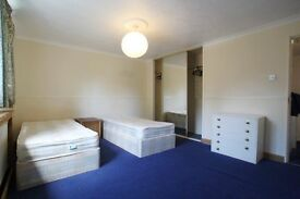 J - TWIN ROOM IN TUFNELL PARK - ZONE 2 / NORTHEN LINE/ BILLS INCLUDED