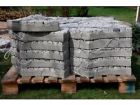 Granite Paving Slabs - Granite setts – Fan Shaped ( 7m2 )