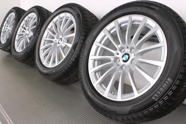 BMW Winterbanden 6er G32 7er G11 G12 18 inch 619 Vielspeiche