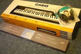 Casio CTK-1550AD Keyboard, Stand & Headphones Bundle- £75