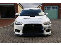 Mitsubishi Lancer Evolution X FQ-440 MR 2014 Evo 10
