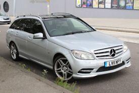 2011 Mercedes-Benz C Class 3.0 C350 ESTATE AUTO CDI BLUEEFFICIENCY SPORT - SATNAV - HIGH SPEC -IMMAC
