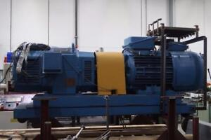 Reliance Super-T 85 kw DC Generator