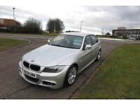 BMW 3 SERIES 2.0 318D M SPORT,2009,56,000mls,Alloys,Air Con,Cruise Cont,Very Clean,Finance Available