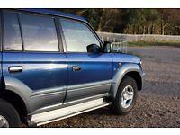 Landcruiser Colorado 3.4 Dual Fuel LPG 109k very good condition