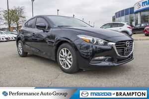 2017 Mazda MAZDA3 GS|REAR CAM|HEATED SEATS|BLUETOOTH