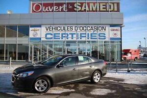 2015 Chevrolet Malibu REGULATEUR DE VITESSE+BLUETOOTH