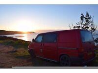 VW T4 2.5TDi SWB campervan for sale