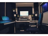 RECORDING STUDIO AVAILABLE ON A SHARE BASIS