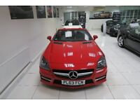 MERCEDES-BENZ SLK 2.1 SLK250 CDI BlueEFFICIENCY AMG Sport 7G-Tronic Plus 2dr (start/stop) Au 2013