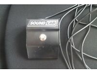 Soundlab Guitar Amp Channel Switching Pedal