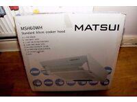 MATSUI COOKER HOOD 60CM