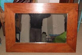 Large, Heavy Mirror